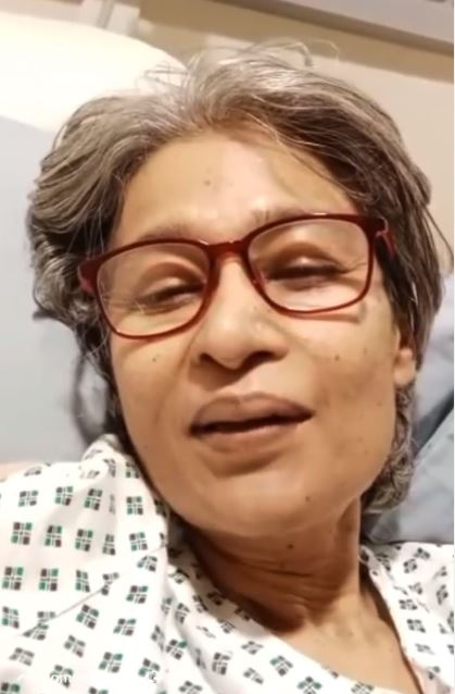 Veteran Actor Naila Jaffery Request For Financial Support