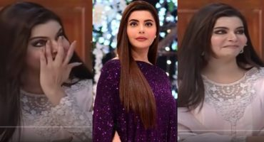Nida Yasir Burst Into Tears While Talking About Her Mother