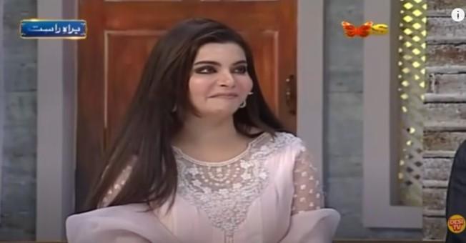 Why Nida Yasir Burst Into Tears During a Live Show