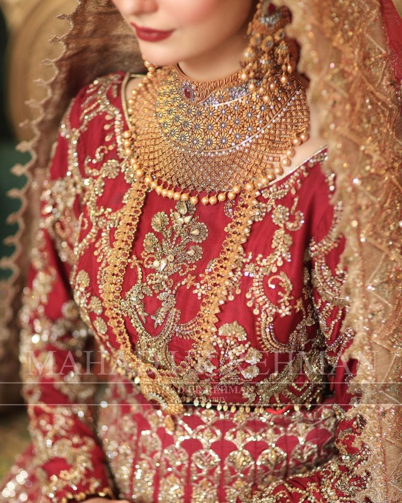 Noor Khan Looks Ravishing In Her Latest Bridal Shoot