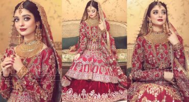 Noor Khan Looks Ravishing In Her Latest Bridal Shoot