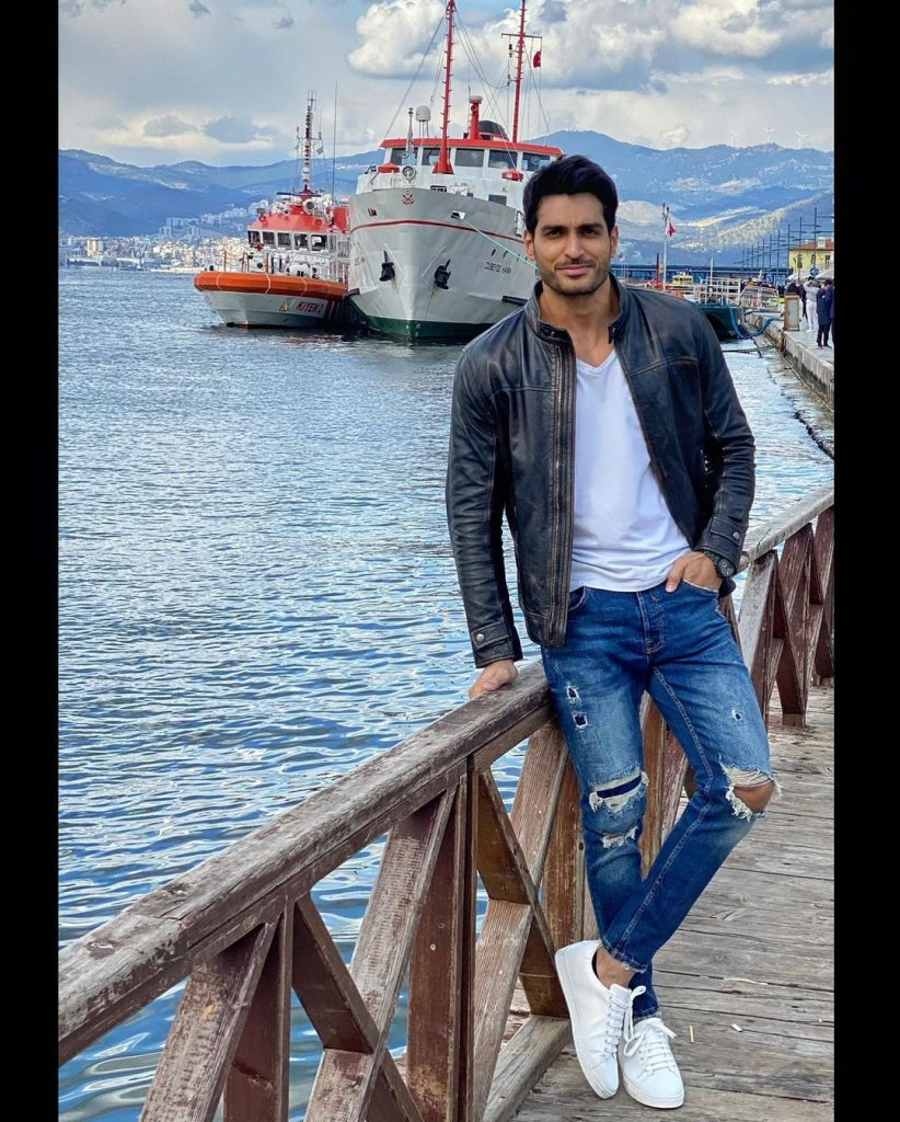 Omer Shahzad Spending Quality Time In Turkey