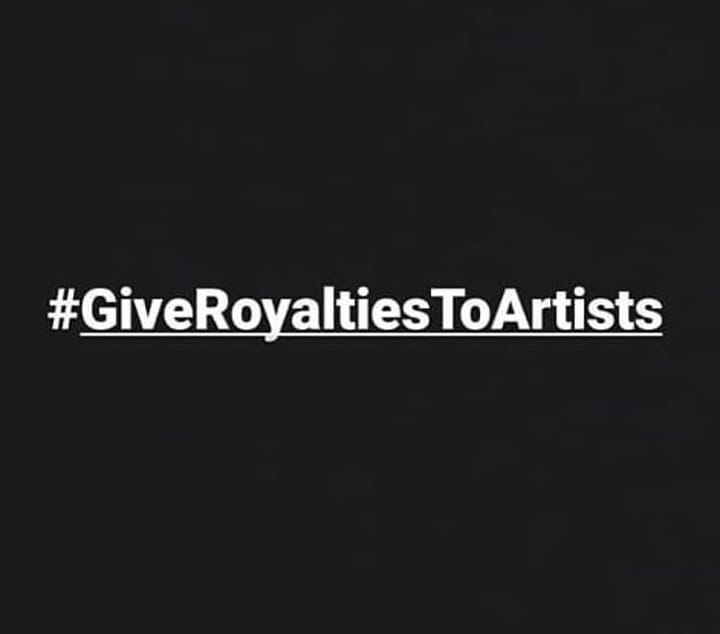 Neitizens' Mixed Opinion On Celebrities Asking For Royalties