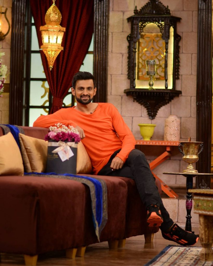 Shoaib Malik Spilled The Beans On Not Going To Honeymoon