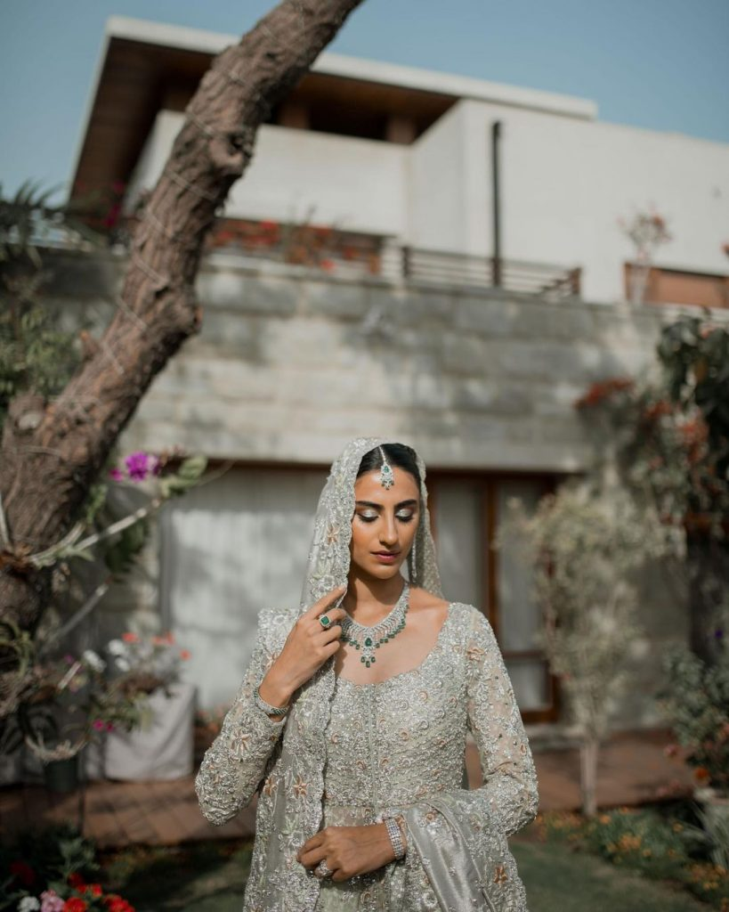 Unseen Walima Pictures Of Fashion Model Rehmat Ajmal