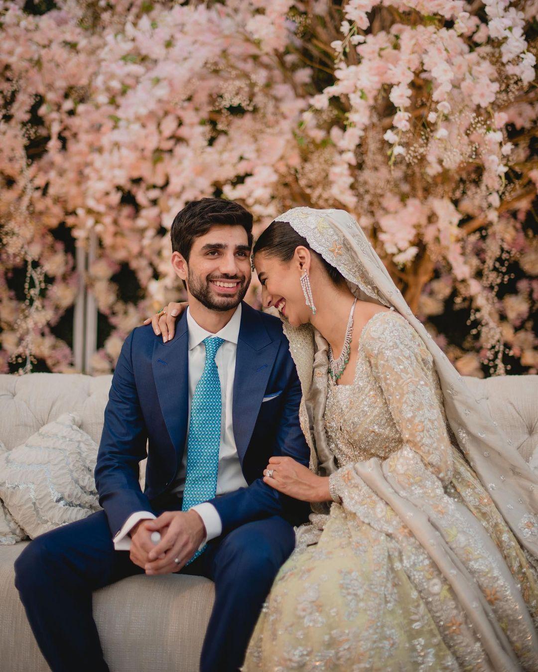 Pakistani Celebrity Weddings In 2021