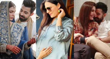 Sadia Ghaffar And Hassan Hayat Expecting Their First Child