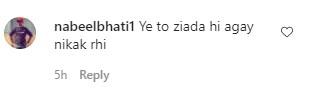 Saeeda Imtiaz's Latest Instagram Post - Public Criticism