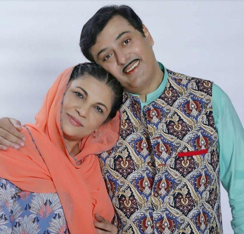 Sakina Samo Praises Asad Siddiqui And Sheheryar Munawar