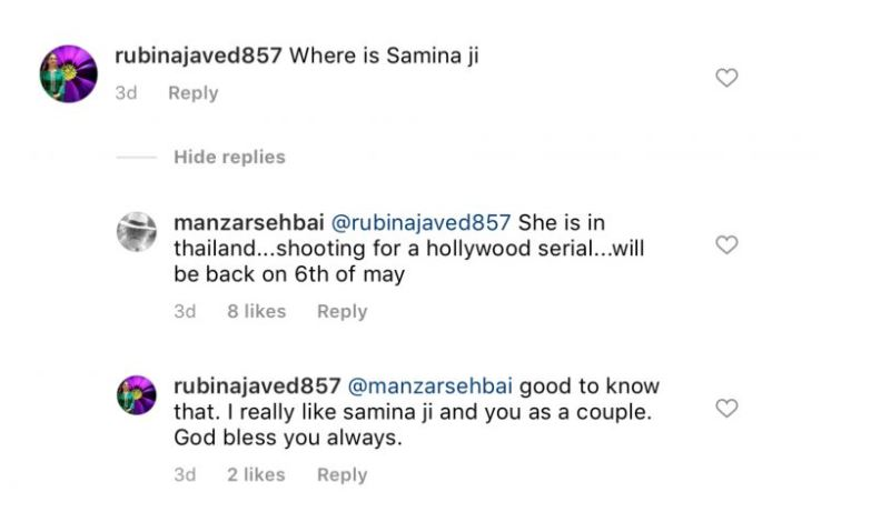 Is Samina Ahmed Going To Appear In A Hollywood Project?