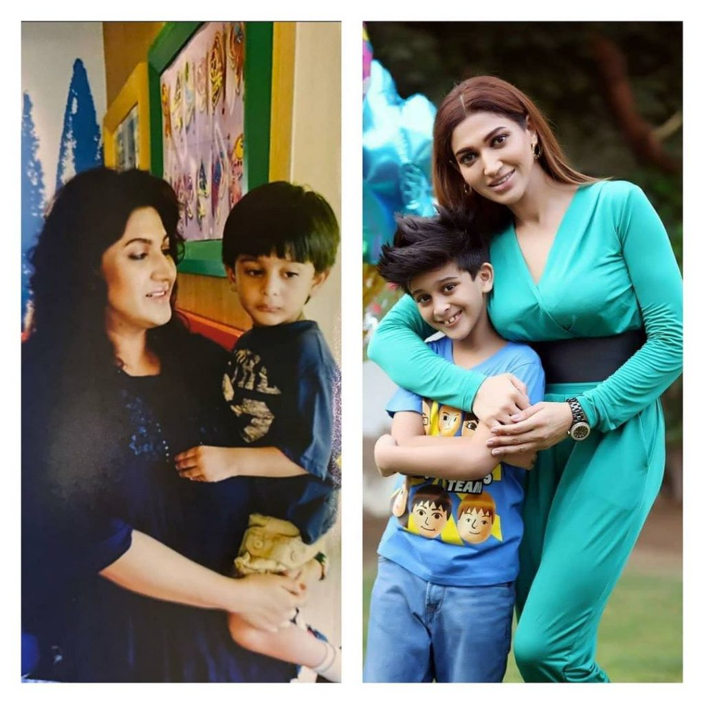 Sana Fakhar Shared Her Remarkable Transformation Over The Years