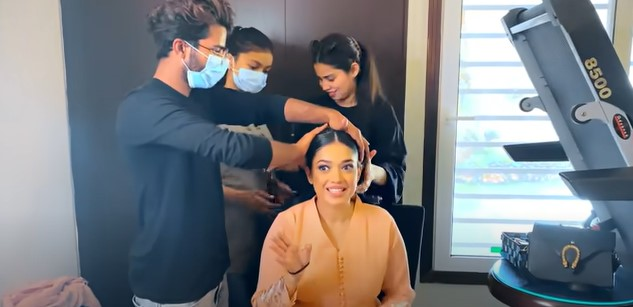 Sanam Jung Shared The BTS Video From Her Recent Shoot