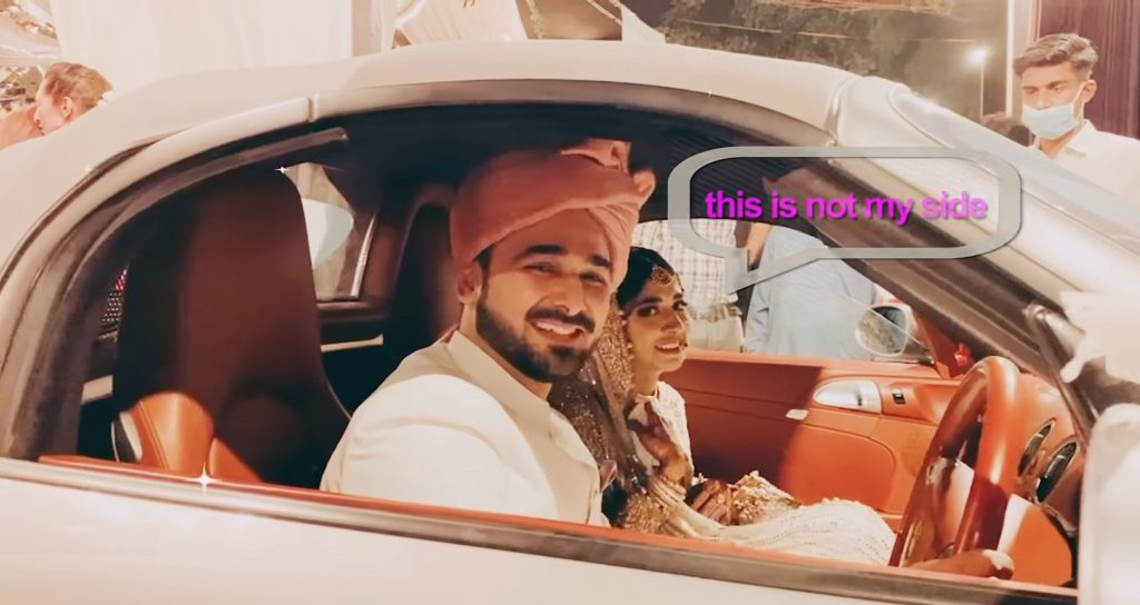 Sanam Jung's New Vlog Is All About Her Sister's Wedding