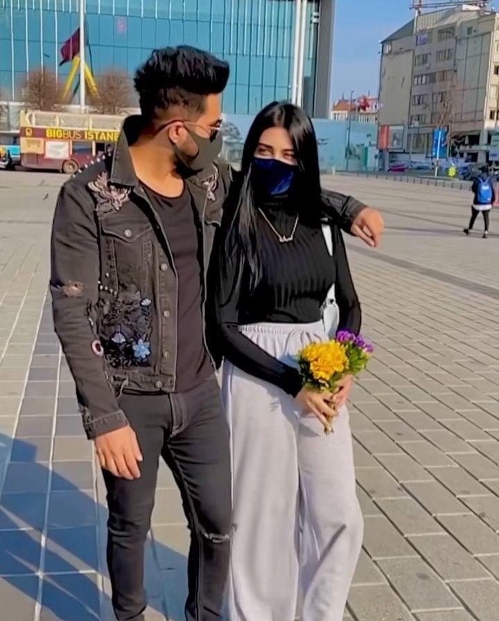 Sarah And Falak Vacationing In Turkey