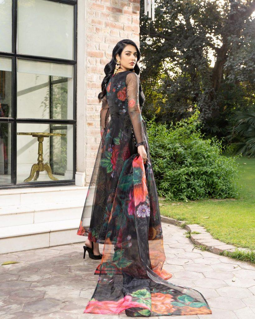 Lulusar Eid Luxe Featuring Sarah Khan