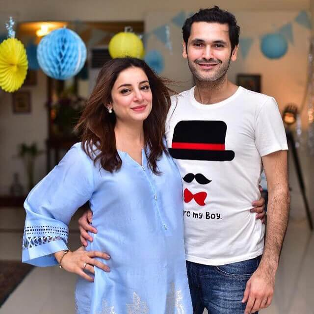 Sarwat Gilani Has A Special Message For Her Mother
