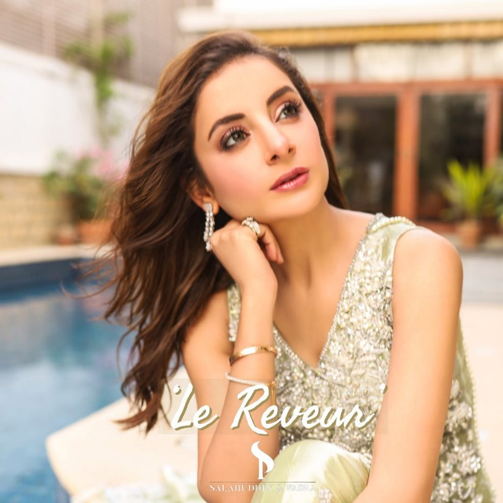 Sarwat Gillani Looking Like A Dream In Her Latest Photoshoot
