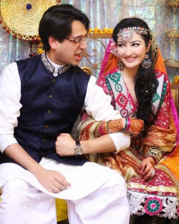 Beautiful Memories Of Shafaat Ali's Wedding