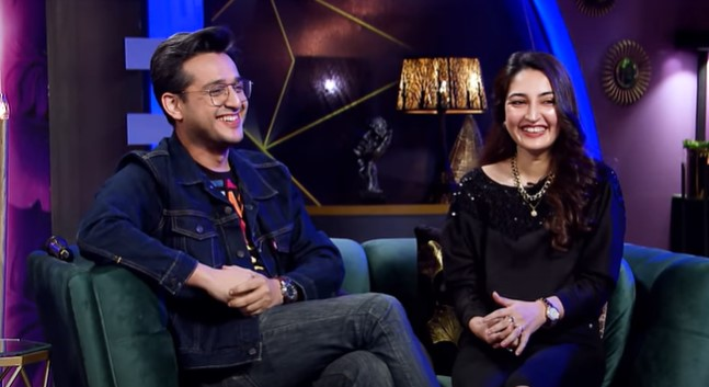 Syed Shafaat Ali Shared His Love Story With Wife Rebecca Faryal