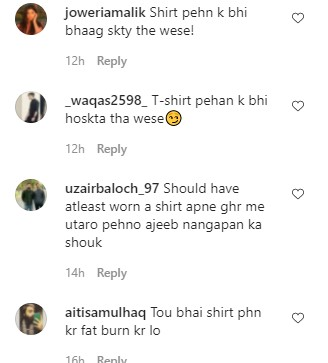 Shahroz Sabzwari Gets Called Out For His Inappropriate Dressing