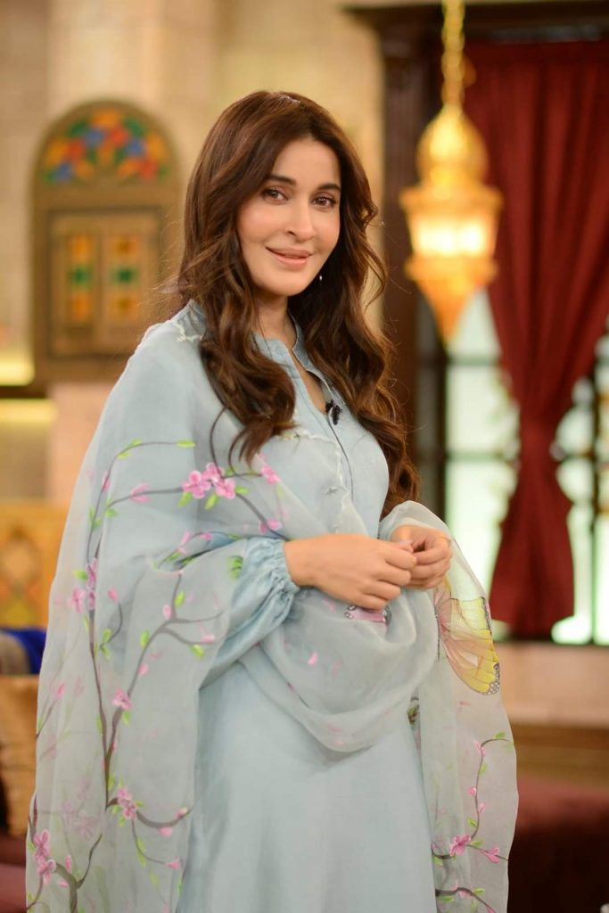 Shaista Lodhi Opens Up On Divorce And Ex-husband's Death