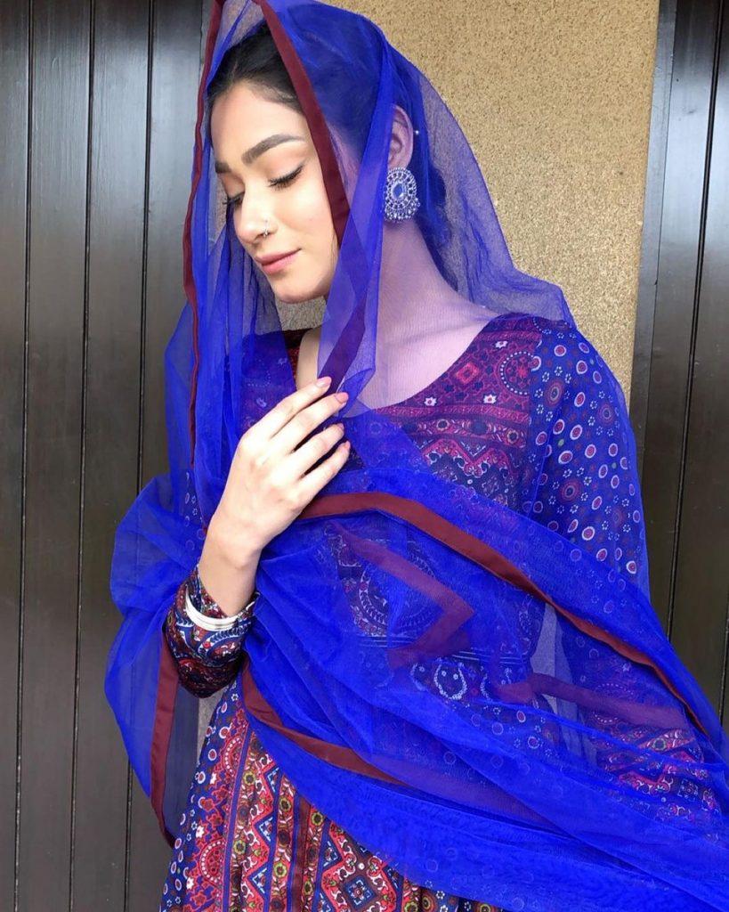 Shameen Khan Shared About Choosing Her Role In Khuda Aur Mohabbat