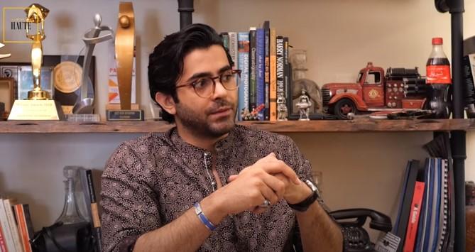 Fawad Khan Bullied Sheheryar Munawar On His Debut Project