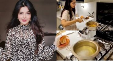 Fans Criticise Srha Asgr On Her Poor Cooking Skills