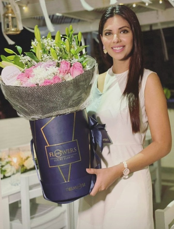 Sunita Marshall Celebrated Her 40th Birthday
