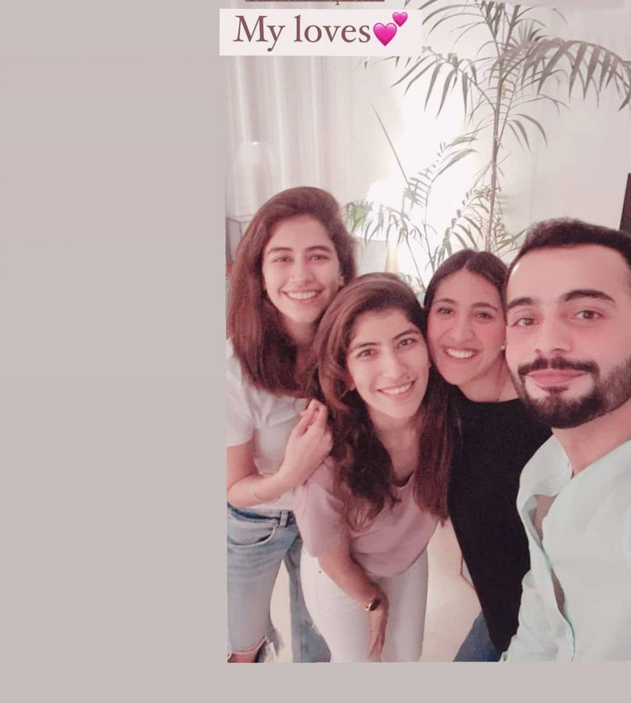 Syra Yousaf's Intimate Birthday Celebration - Beautiful Pictures
