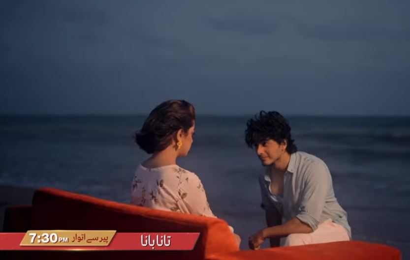 OST Of Drama Serial Tanaa Banaa Is Out Now