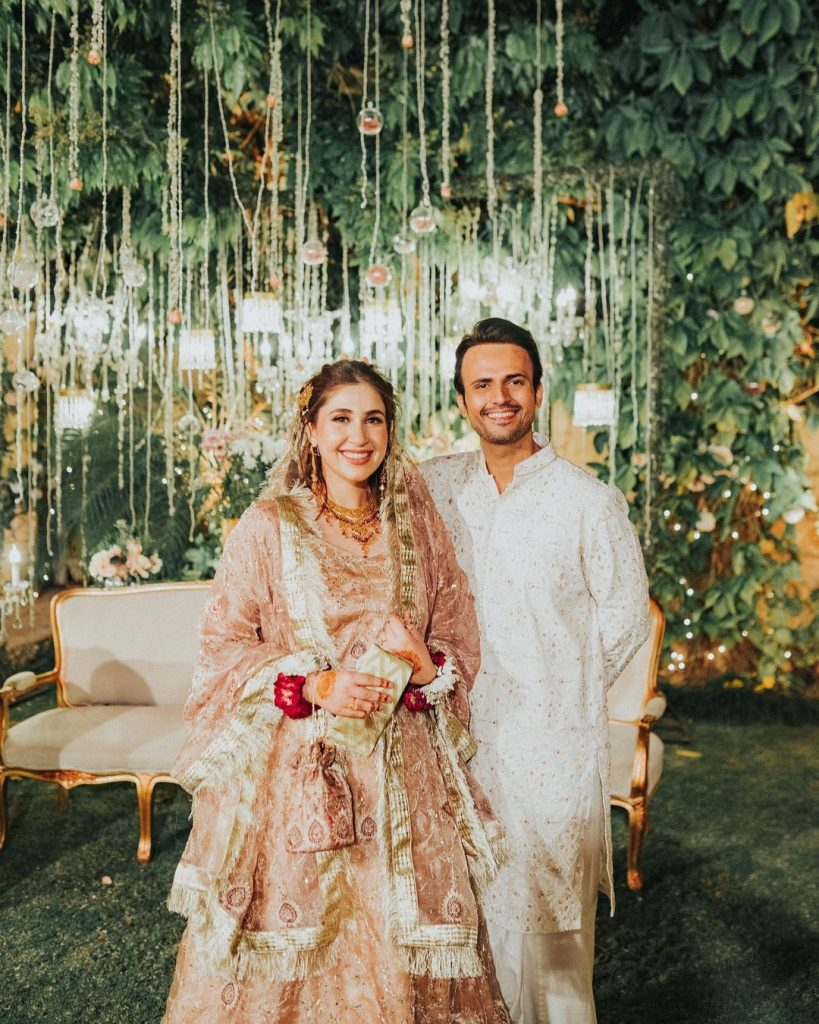 Here's All You Need To Know About Usman Mukhtar's Wife