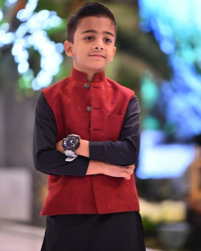 Waseem Badami Son's Birthday Celebration in Ramadan