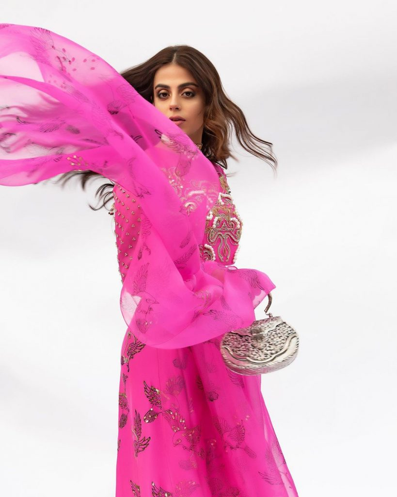 Yashma Gill Looks Drop Dead Gorgeous In Her Latest Shoot