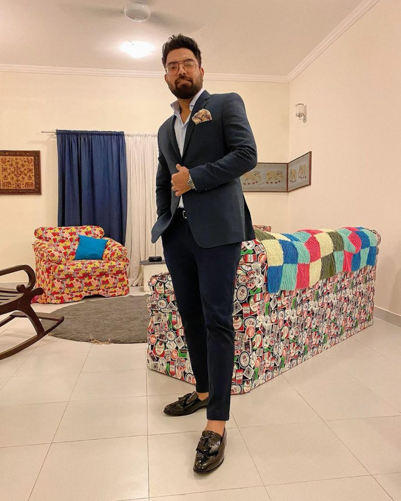 Yasir Hussain Criticizes TV Shows And Channels
