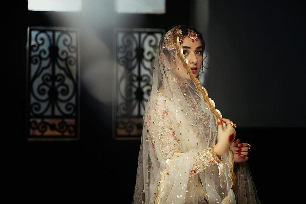 RJ's Pret Bridal Shoot Featuring Yumna Zaidi