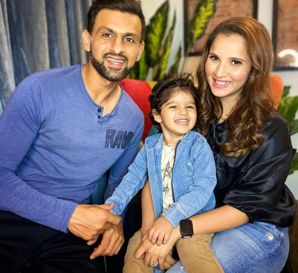 Sania Mirza is Worried About Son's Visa Rejection