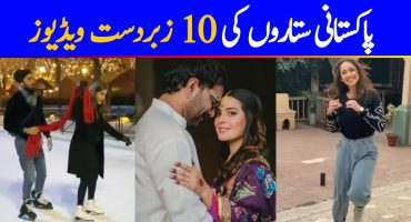 10 Best Videos Posted By Pakistani Celebrities