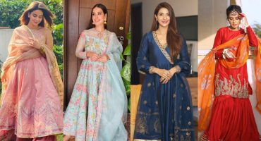 Beautiful Pictures Of Pakistani Celebrities Celebrating Eid-ul-Fitr 2021 - Day 2