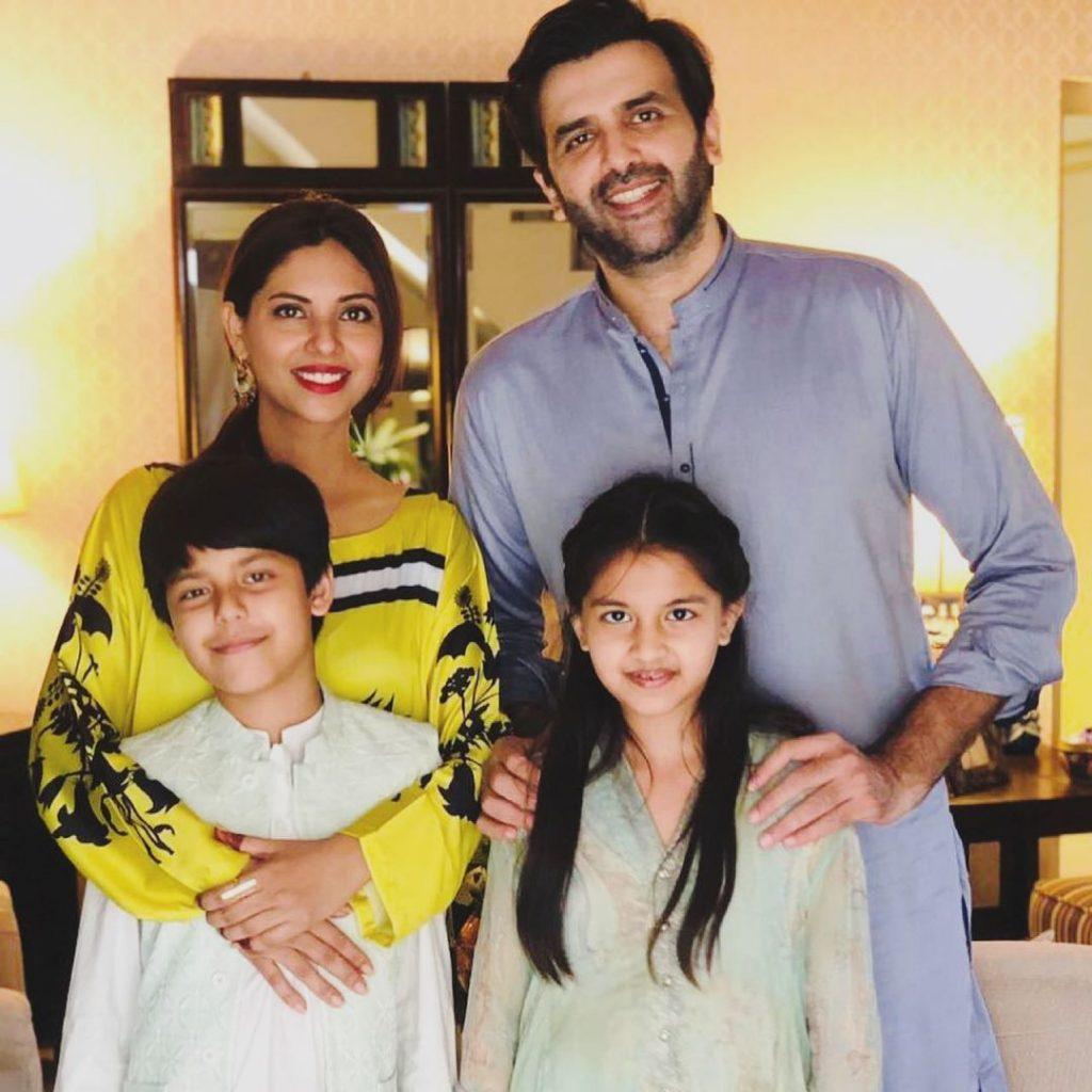 Beautiful Pictures Of Pakistani Celebrities Celebrating Eid-ul-Fitr 2021 - Day 2