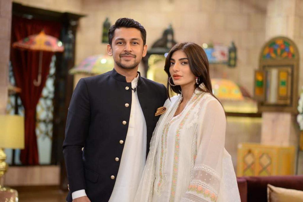 How Did Maryam Ansari and Owais Khan First Meet
