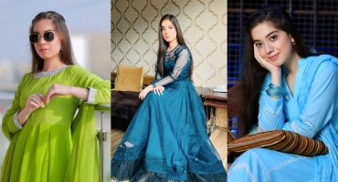 Latest Beautiful Clicks Of Arisha Razi Khan