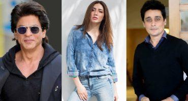 Mahira Khan Chooses Between Sahir Lodhi And Shahrukh Khan