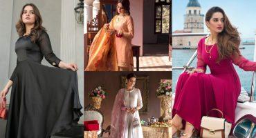 Aiman Minal Closet New Trendy Collection 2021