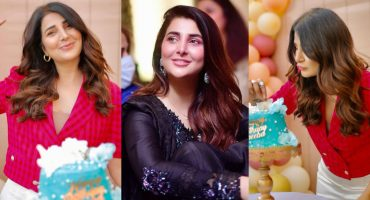 Areeba Habib's Birthday Pictures