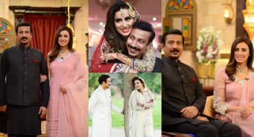 How Madiha Naqvi And Faisal Sabzwari Got Married