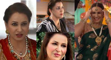 Saba Faisal Talks About Her Character In Qayamat