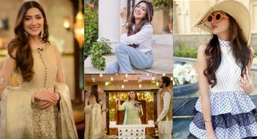 Qualities Aymen Saleem Wishes To Have In Her Life Partner