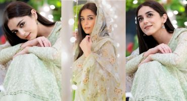 Maya Ali Latest Pictures Are Giving Refreshing Summer Vibes