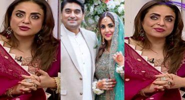 Is Nadia Khan Opening Marriage Bureau